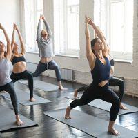 Yoga in Chapel Hill